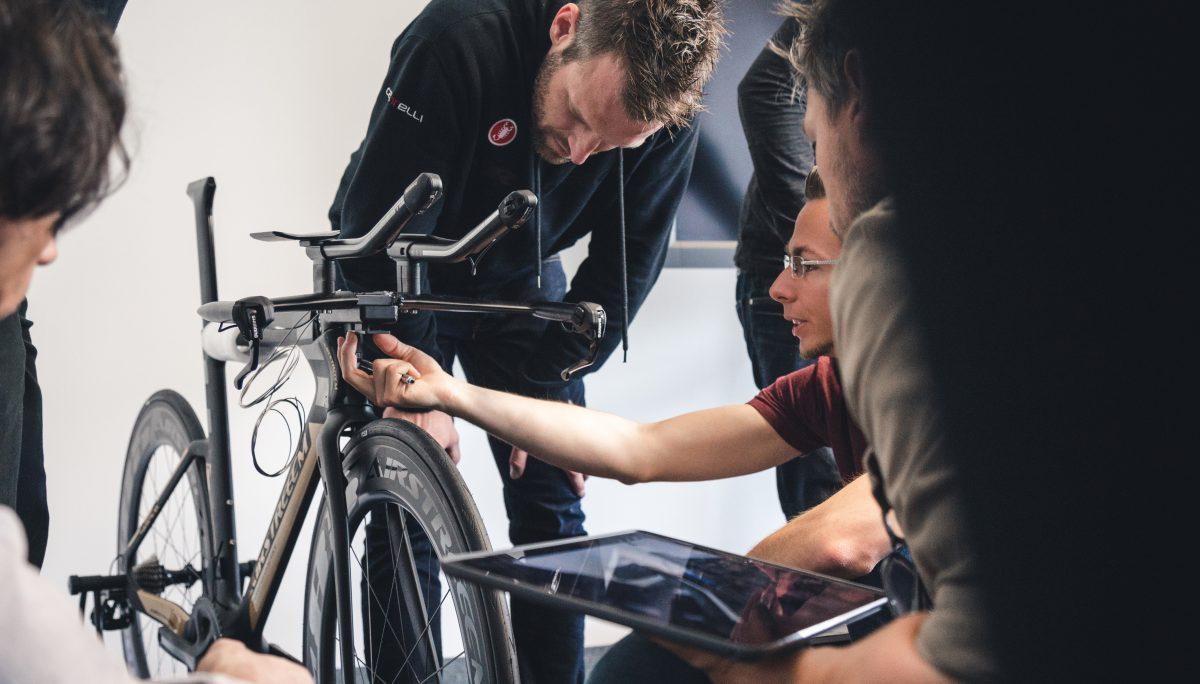 KISKA product designer optimizes ergonomics of Airstreeem bicycle