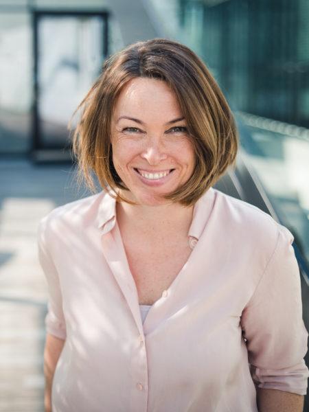 Brand Communication Director_Michaela Holzmann_Portrait