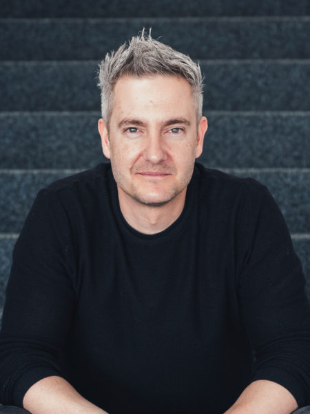 Strategic product management Director_Reno Wideson_Portrait