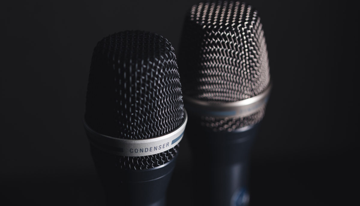 AKG microphones designed by KISKA in 7:4 landscape crop