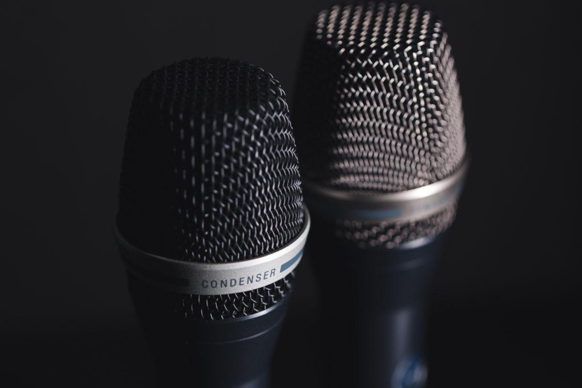 AKG microphones designed by KISKA in 3:2 landscape crop