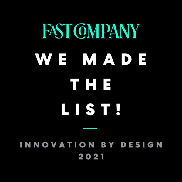 Fast Company Design Award