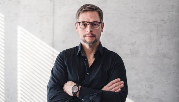 KISKA lead designer Stephan Lintner